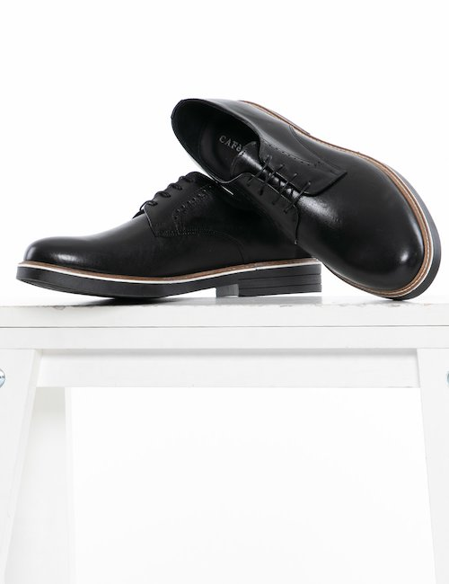 Scarpa Cafè Noir elegante - Nero