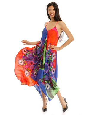 Vestito Desigual colorato