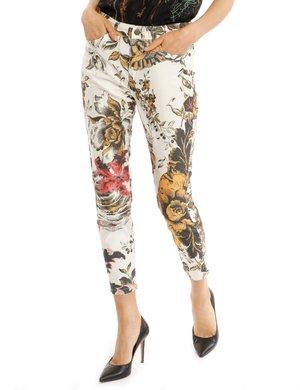 Jeans Desigual floreale