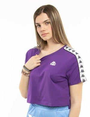 T-shirt Kappa crop