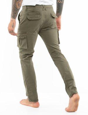 Pantalone AFF con tasconi