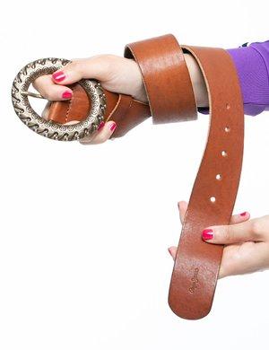Cintura Pepe Jeans in pelle