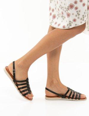 Sandalo Cantarelli in cuoio