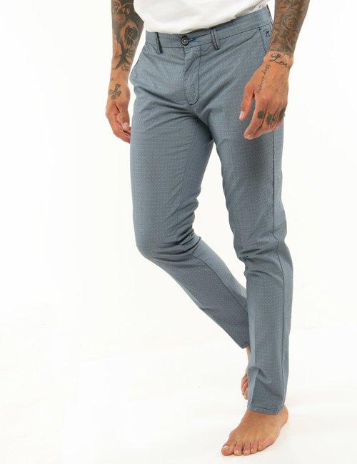 Pantalone Dimattia - Azzurro