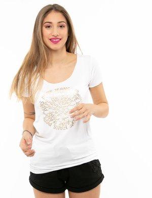 T-shirt Pepe Jeans con stampa circolare