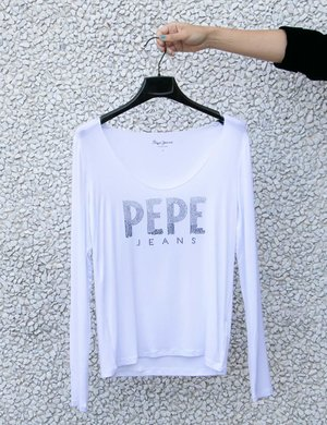 Maglia Pepe Jeans con strass