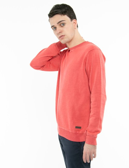 Pullover Pepe Jeans in cotone - Rosa