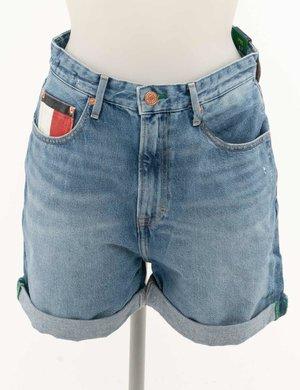 Shorts Tommy Hilfiger taschino con logo