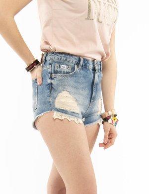 Shorts Superdry effetto consumato