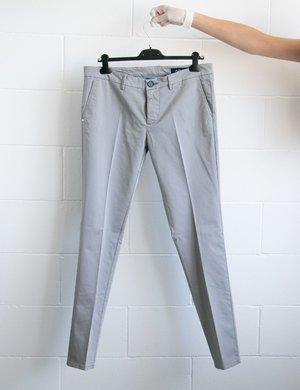 Pantalone Dimattia tinta unita