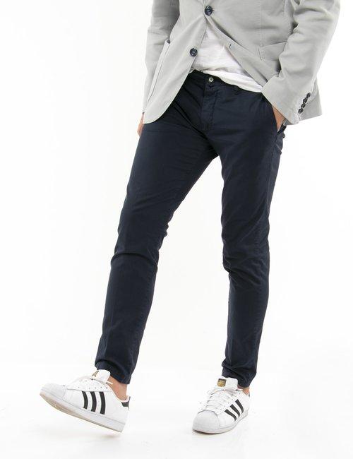 Pantalone Asquani elegante - Blu