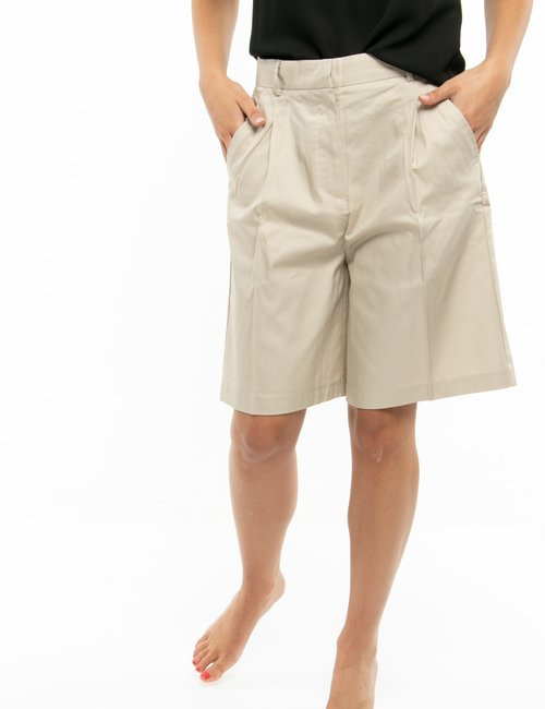 Shorts Pepe Jeans in cotone - Beige