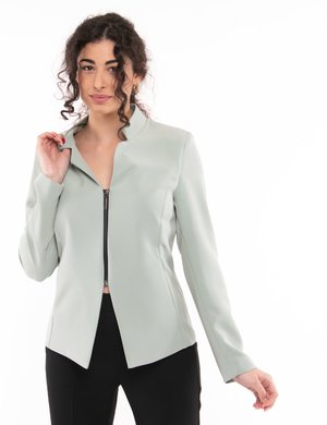 Blazer Vougue con zip
