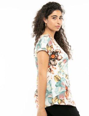 Camicia Vougue floreale