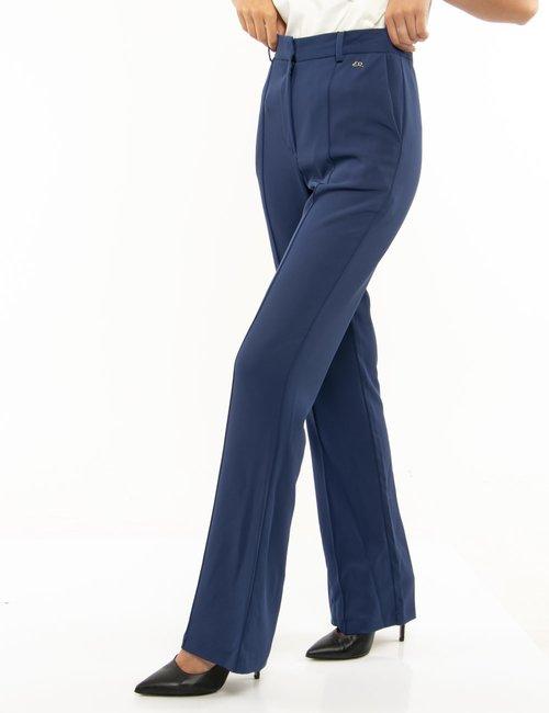 Pantalone Yes Zee elegante - Blu