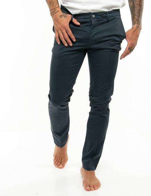 Pantalone Dimattia elasticizzto - Blu