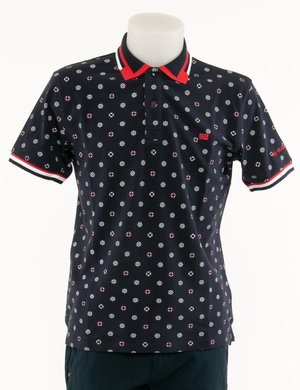 Polo Yes Zee stampata