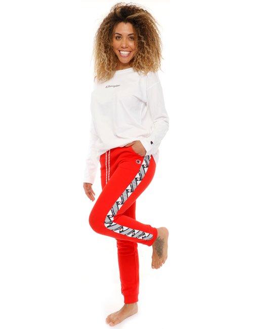 Pantalone Champion in cotone - Rosso