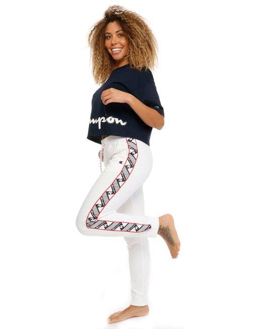 Pantalone Champion in cotone - Bianco