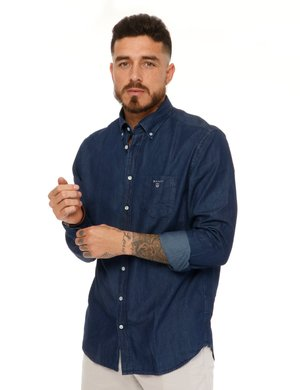 Camicia Gant in jeans