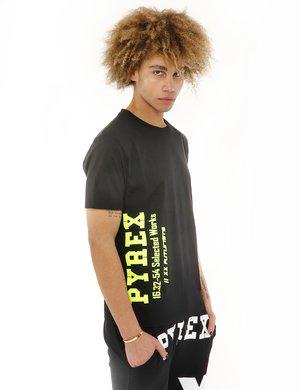 T-shirt Pyrex stampata