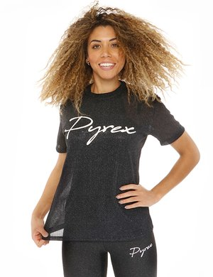 T-shirt Pyrex lurex