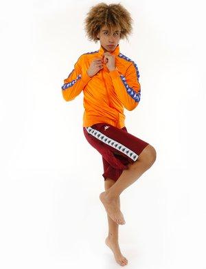 Pantalone Kappa con bottoni laterali