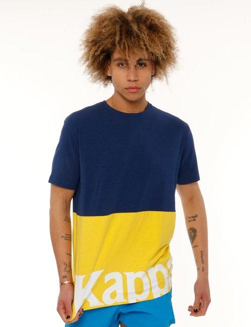 T-shirt Kappa con stampa inferiore - Fantasia