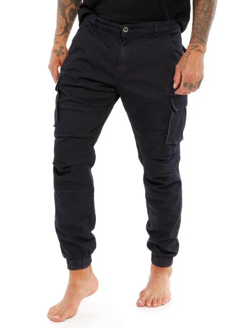 Jeans Gas elasticizzato - Blu Scuro