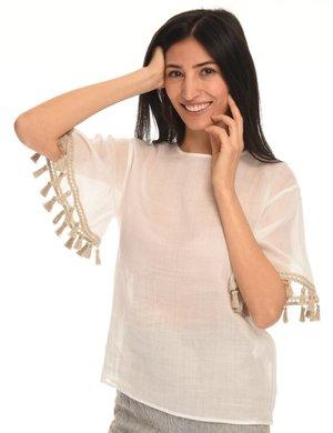 T-shirt Manila Grace con nappine