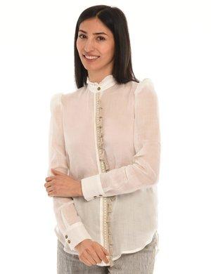 Camicia Manila Grace con nappine