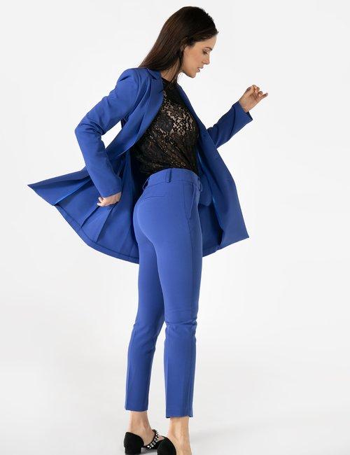 Pantalone Vougue capri - Blu