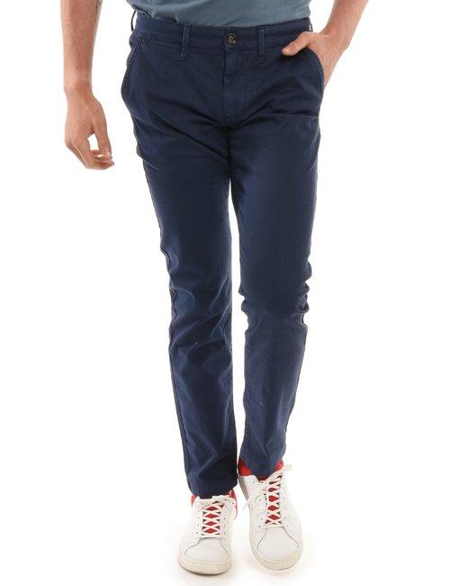 Pantalone Pepe Jeans microfantasia - Blu