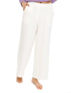 Pantalone Vougue in cotone con tasche