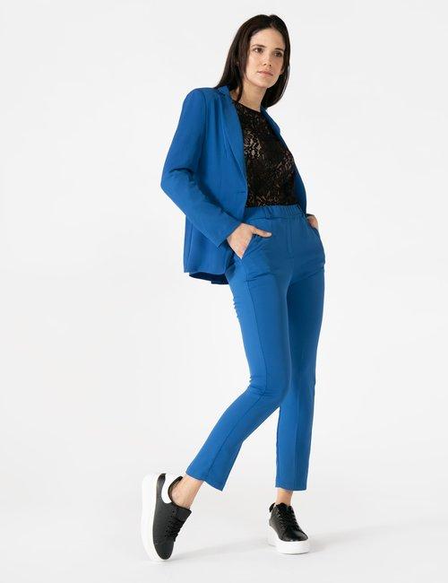Pantalone Vougue leggero - Blu