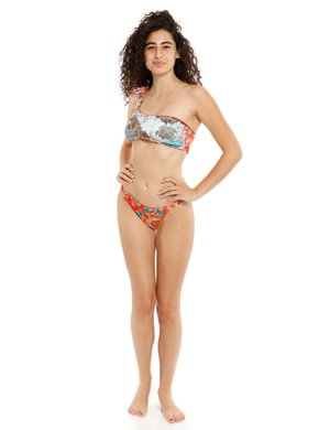 Costume F**K arricciato bikini