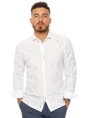 Camicia Fred Mello con ricami