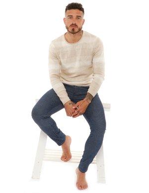 Pantalone Fred Mello in cotone