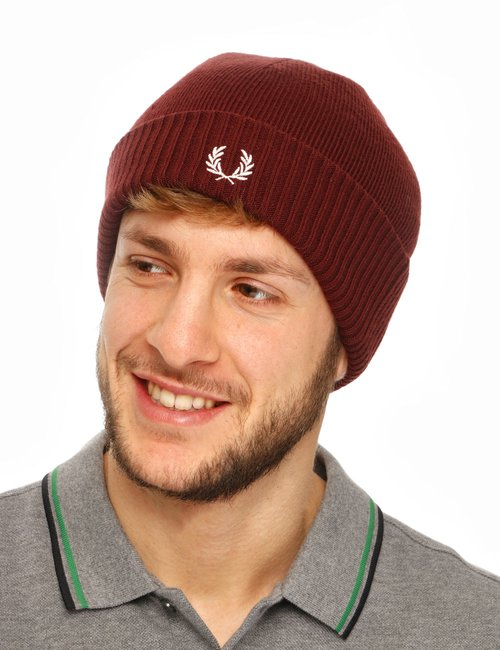 Cappello Fred Perry con logo colorato - Blu