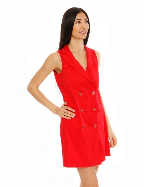 Vestito Fracomina doppio petto - Rosso