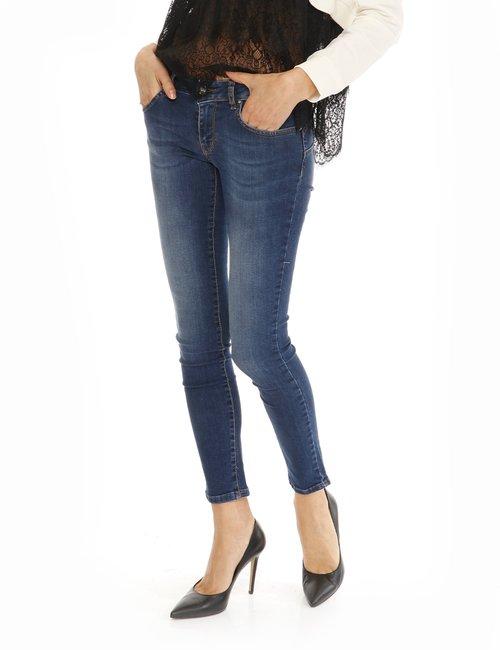 Jeans Fracomina stone washed - Jeans