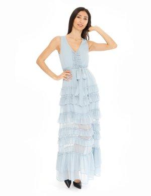 Vestito Fracomina con balze