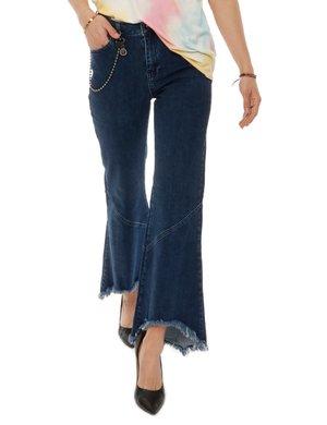 Pantalone Imperfect con catenella