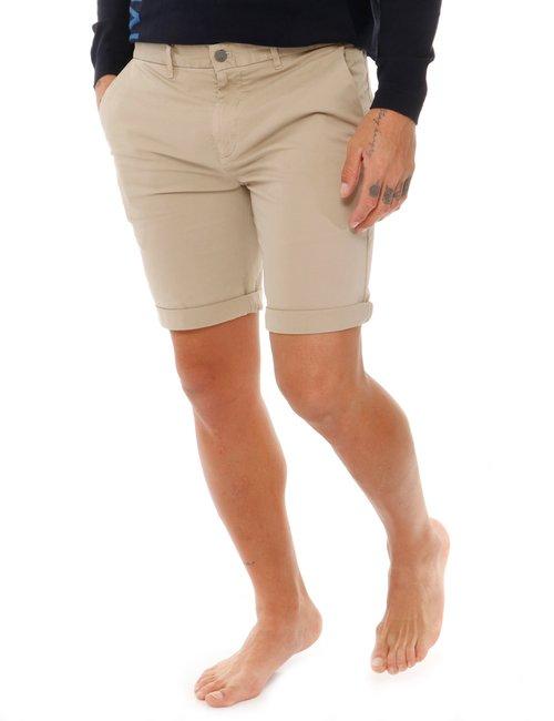 Pantalone Calvin Klein in cotone - Beige