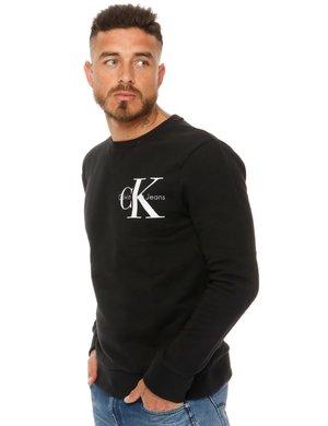 Felpa Calvin Klein con logo