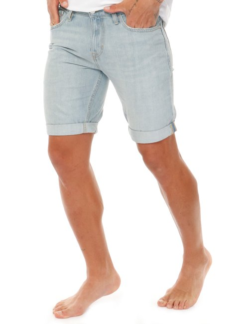Bermuda Calvin Klein in denim - Jeans