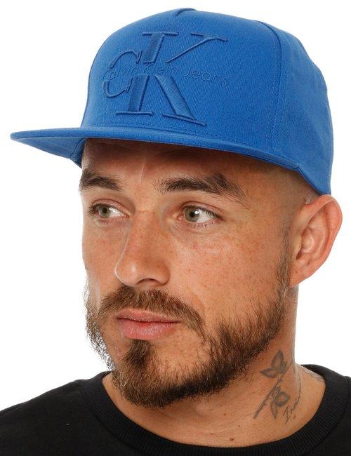 Cappello Calvin Klein con visiera - Blu