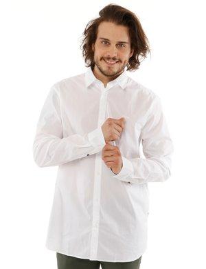 Camicia Guess con logo ricamato