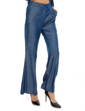 Pantalone Vougue effetto jeans