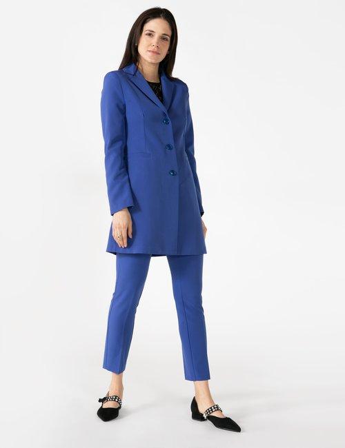 Cappotto Vougue leggero - Blu